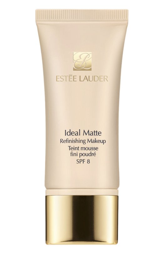 Матирующая крем-пудра Ideal Matte Refinishing Makeup Pebble Este Lauder 1X74-04