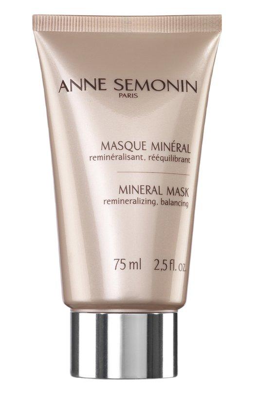 Глубоко очищающая и увлажняющая маска с минералами Anne SemoninМаски / Ампулы<br><br><br>Объем мл: 75<br>Пол: Женский<br>Возраст: Взрослый<br>Цвет: Бесцветный
