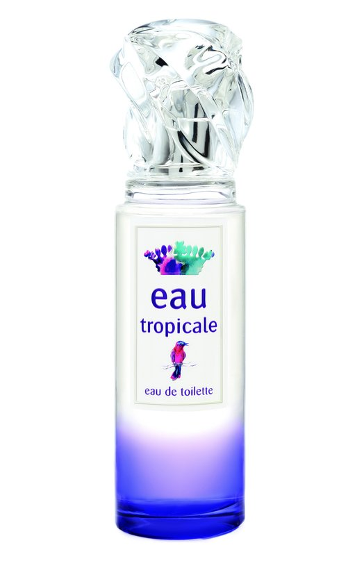Туалетная вода Eau Tropicale SisleyАроматы для женщин<br><br><br>Объем мл: 50<br>Пол: Женский<br>Возраст: Взрослый<br>Цвет: Бесцветный