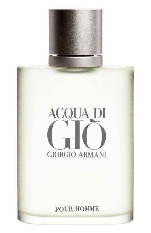 Купить Туалетная вода Acqua Di Gio Giorgio Armani, 3360372058861, Франция, Бесцветный