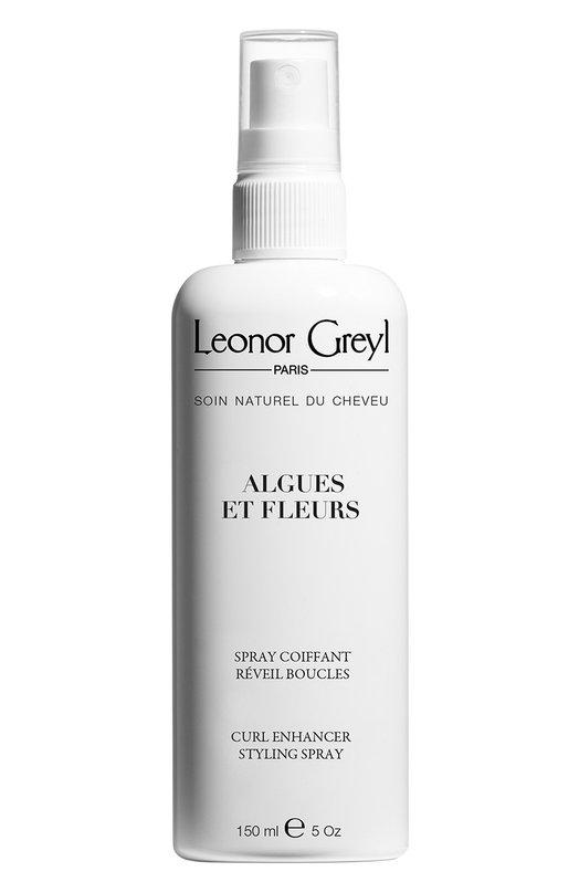 Спрей для укладки с экстрактом водорослей и цветов Leonor Greyl 2007