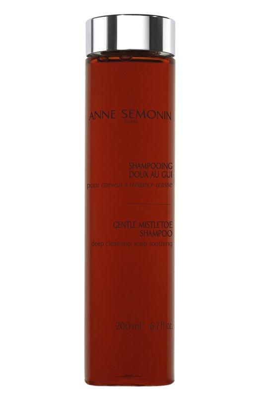Мягкий шампунь с растительными экстрактами Anne Semonin 3700084621111