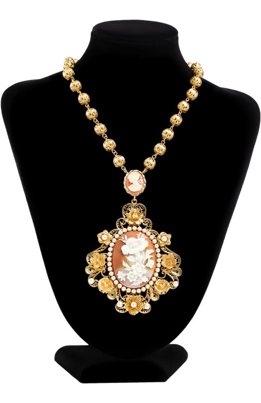 Кулон на цепочке Dolce & Gabbana 0136/WNH6C6/W0001