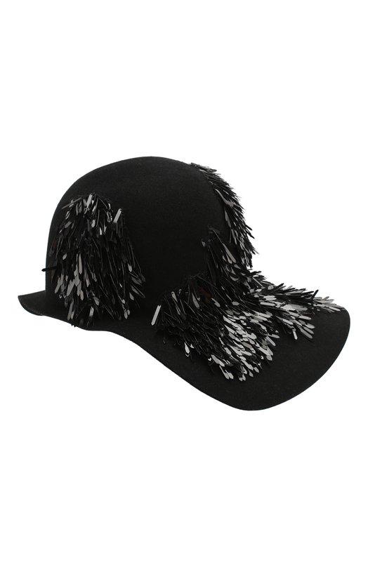 Шляпа Lanvin AW-HALB7L-FELT-H15
