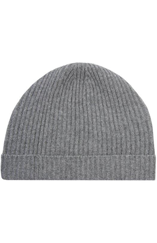 Кашемировая шапка с отворотом malo UTT001/F1B02