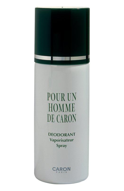 Дезодорант-спрей Pour Un Homme CaronДезодоранты<br><br><br>Объем мл: 200<br>Пол: Мужской<br>Возраст: Взрослый<br>Цвет: Бесцветный