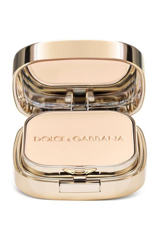Купить Тональная основа Perfect Matte Powder Foundation 50 Ivory Dolce & Gabbana, 737052200903, Италия, Бесцветный