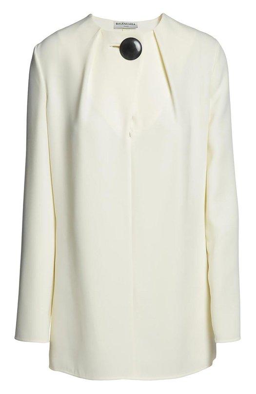 Блуза Balenciaga 393289/T0C02