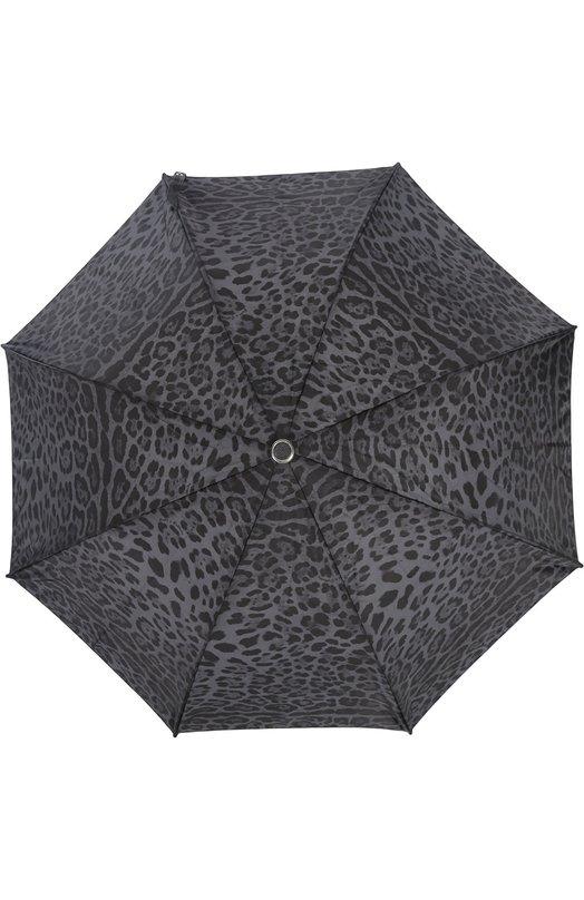 Зонт Dolce &amp; GabbanaЗонты<br><br><br>Пол: Мужской<br>Возраст: Взрослый<br>Размер производителя vendor: NS<br>Материал: Полиэстер: 100%;<br>Цвет: Черный