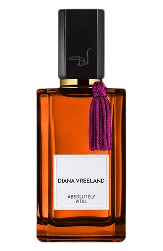 Парфюмерная вода Absolutely Vital Diana Vreeland #color# | Фото №1