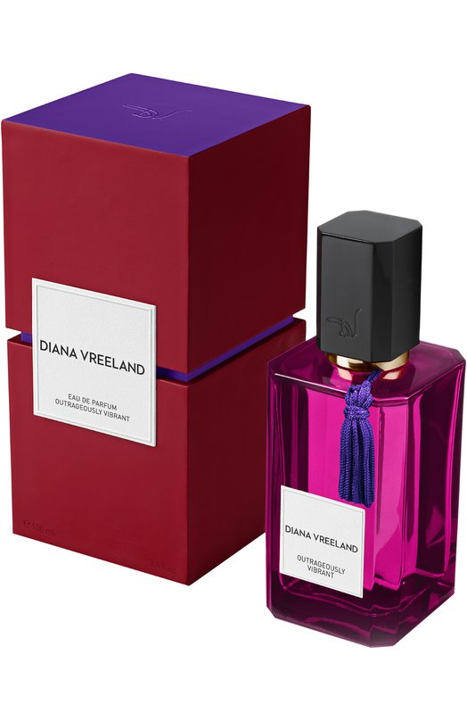 ����������� ���� Outrageously Vibrant Diana Vreeland 856390005015