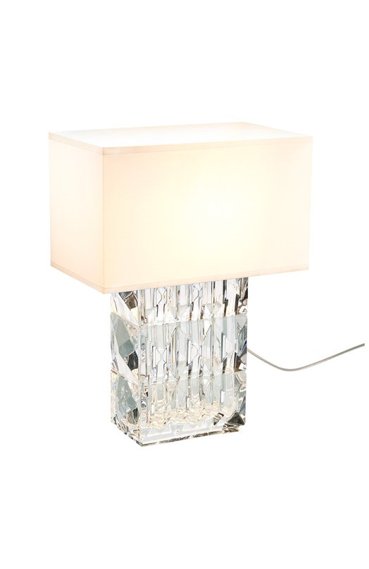 Лампа Louxor BaccaratОсвещение<br><br><br>Пол: Женский<br>Возраст: Взрослый<br>Размер производителя vendor: NS<br>Цвет: Бесцветный