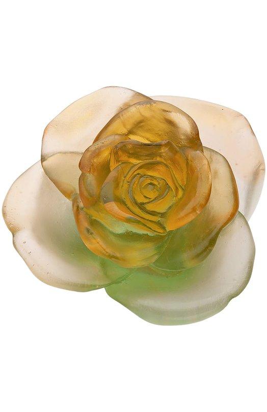Скульптура Rose Passion DaumСтатуэтки<br><br><br>Пол: Женский<br>Возраст: Взрослый<br>Размер производителя vendor: NS<br>Цвет: Бесцветный