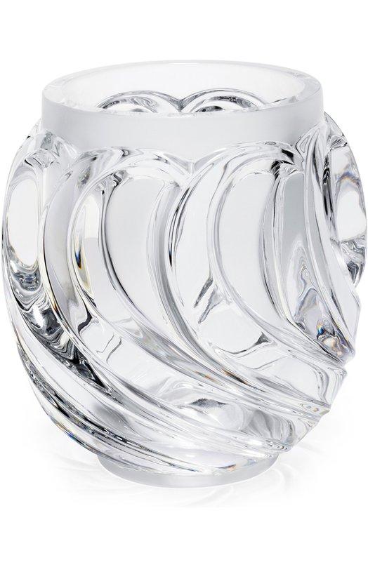 Ваза Flamme Shiny LaliqueВазы<br><br><br>Пол: Женский<br>Возраст: Взрослый<br>Размер производителя vendor: NS<br>Цвет: Бесцветный