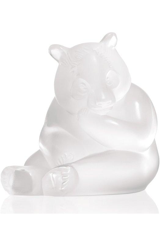 Фигурка Panda LaliqueСтатуэтки<br><br><br>Пол: Женский<br>Возраст: Взрослый<br>Размер производителя vendor: NS<br>Цвет: Бесцветный