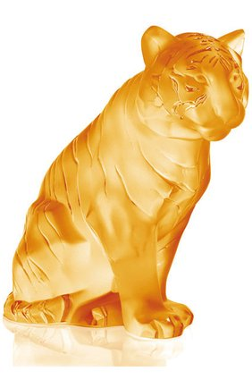 Скульптура Tiger Lalique #color# | Фото №1