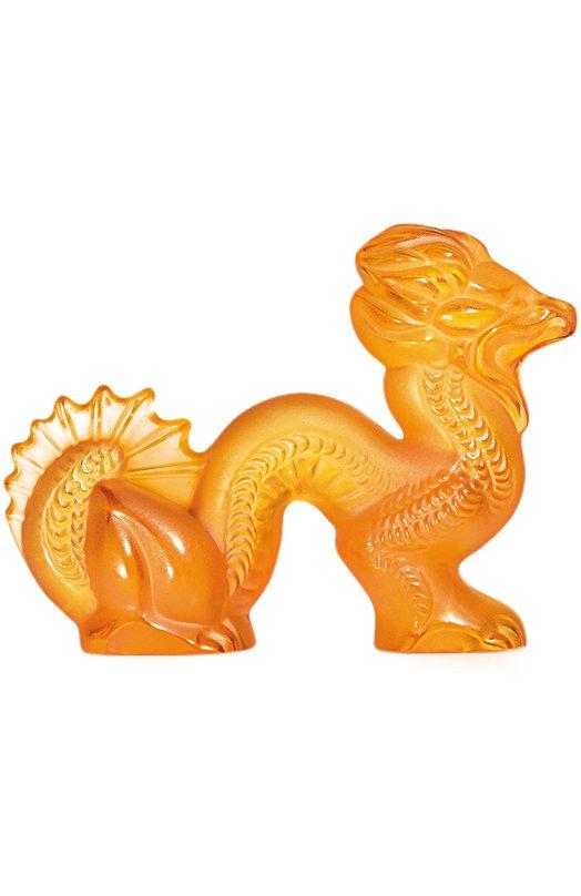 Статуэтка Dragon Small Amber LaliqueСтатуэтки<br><br><br>Пол: Женский<br>Возраст: Взрослый<br>Размер производителя vendor: NS<br>Цвет: Бесцветный