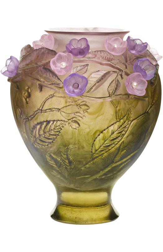 "Ваза Cherry blossom ""Cerisier Jewels"" Daum 03933-1"
