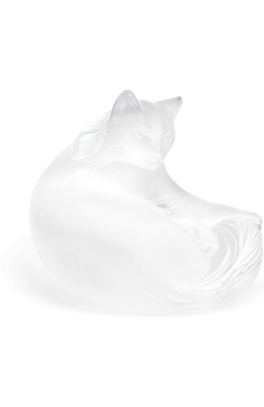 Фигурка Cat Happy Cat LaliqueСтатуэтки<br><br><br>Пол: Женский<br>Возраст: Взрослый<br>Размер производителя vendor: NS<br>Цвет: Бесцветный