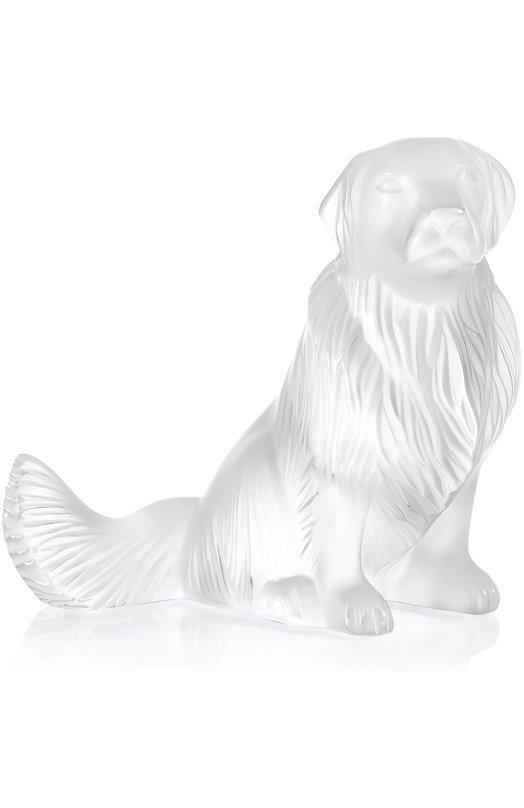 Фигурка Dog Gold Retriver LaliqueСтатуэтки<br><br><br>Пол: Женский<br>Возраст: Взрослый<br>Размер производителя vendor: NS<br>Цвет: Бесцветный
