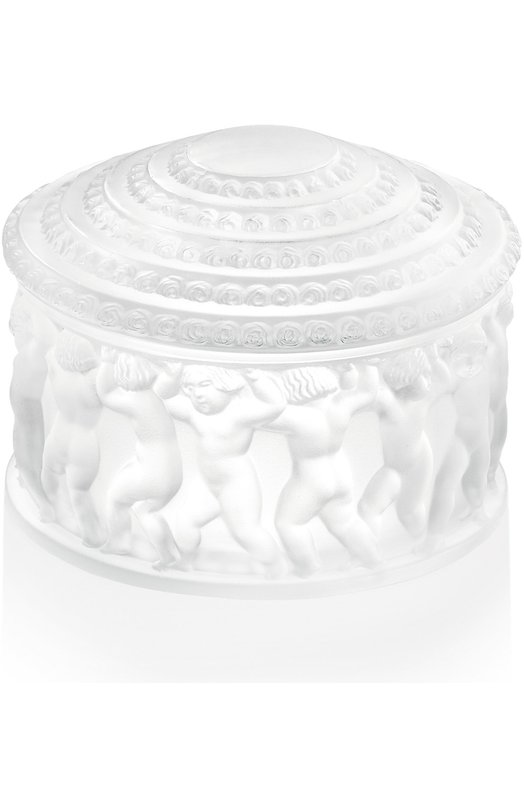 "Шкатулка Enfants ""Children"" Lalique 1136400"