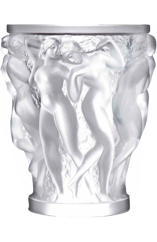 Ваза Bacchantes XXL LaliqueВазы<br><br><br>Пол: Женский<br>Возраст: Взрослый<br>Размер производителя vendor: NS<br>Цвет: Бесцветный