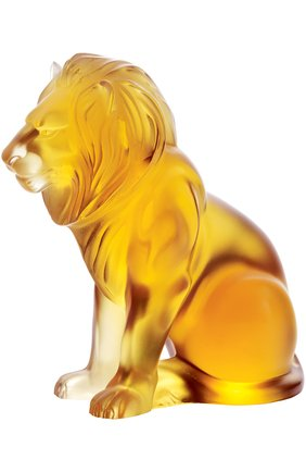 Скульптура Lion Lalique #color# | Фото №1
