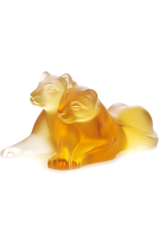 "��������� Lion ""Tambwee Lion Cubs"" Lalique 10140000"