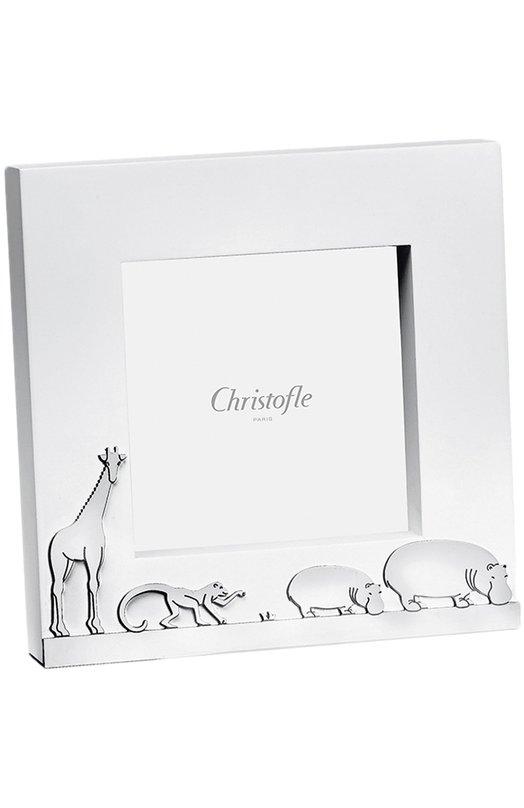 Рамка для фото Savane ChristofleРамки для фото<br><br><br>Пол: Женский<br>Возраст: Взрослый<br>Размер производителя vendor: NS<br>Цвет: Бесцветный