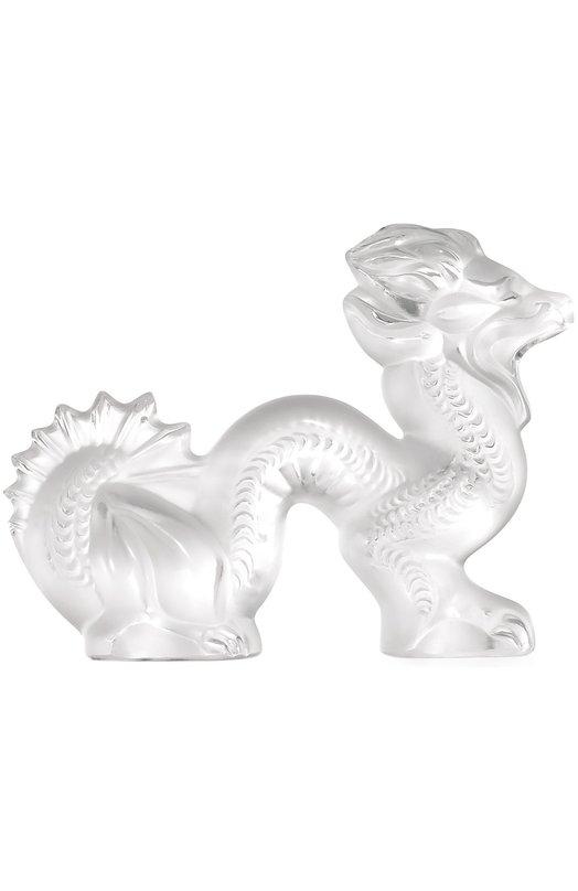 Статуэтка Dragon Small Clear LaliqueСтатуэтки<br><br><br>Пол: Женский<br>Возраст: Взрослый<br>Размер производителя vendor: NS<br>Цвет: Бесцветный