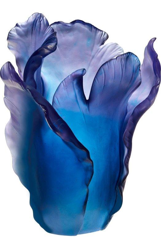 Ваза Tulipe DaumВазы<br><br><br>Пол: Женский<br>Возраст: Взрослый<br>Размер производителя vendor: NS<br>Цвет: Бесцветный