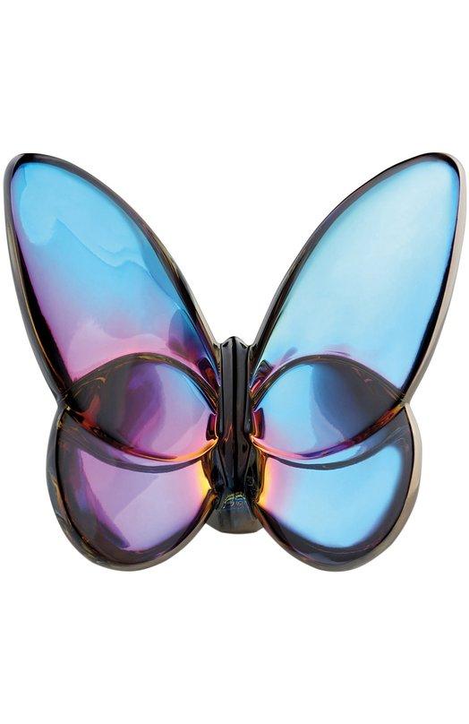 Скульптура Papillon BaccaratСтатуэтки<br><br><br>Пол: Женский<br>Возраст: Взрослый<br>Размер производителя vendor: NS<br>Цвет: Бесцветный