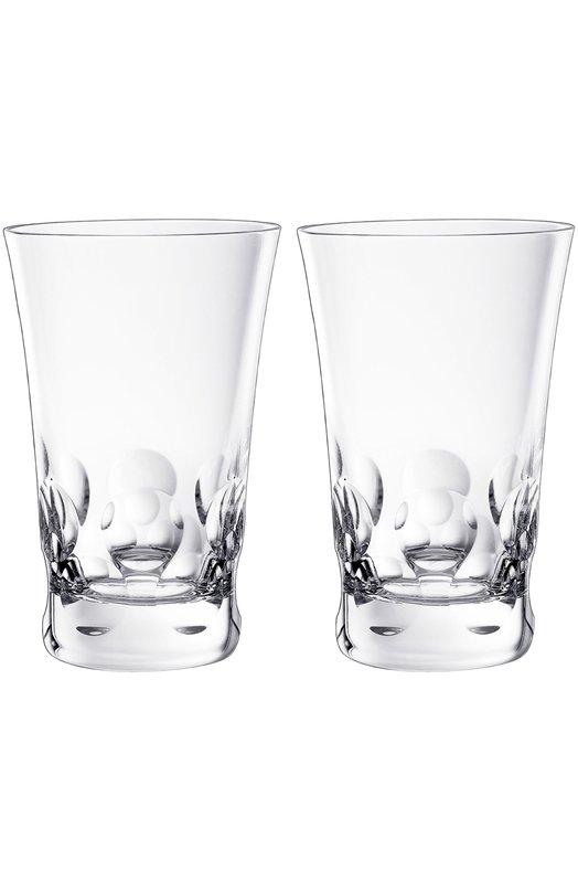 Набор из 2-х стаканов для сока Beluga BaccaratСервировка<br><br><br>Пол: Женский<br>Возраст: Взрослый<br>Размер производителя vendor: NS<br>Цвет: Бесцветный