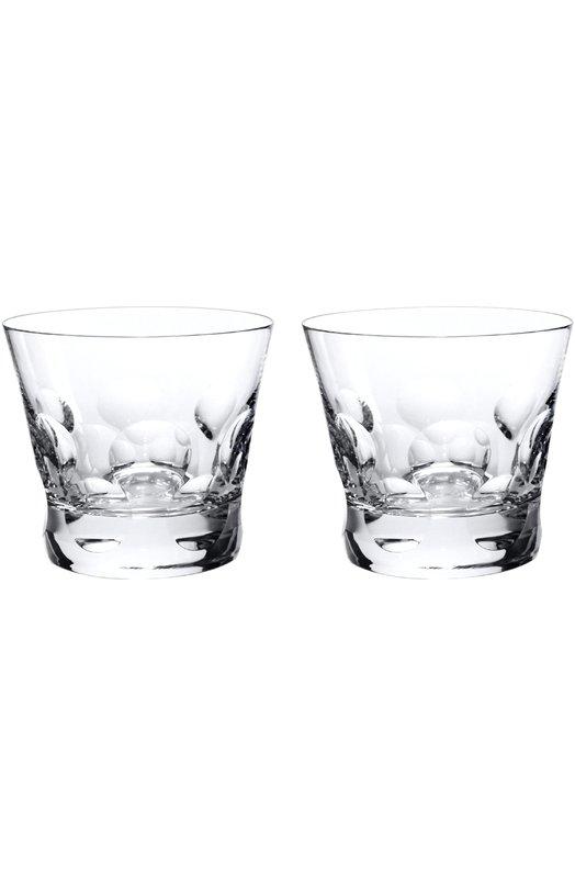 Набор из 2-х стаканов для виски №2 Beluga BaccaratСервировка<br><br><br>Пол: Женский<br>Возраст: Взрослый<br>Размер производителя vendor: NS<br>Цвет: Бесцветный