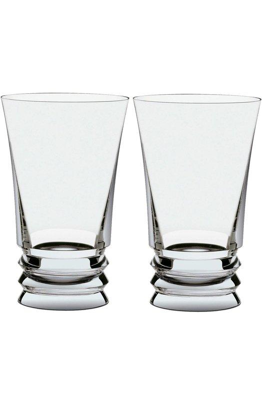 Набор из 2-x стаканов для сока Vega BaccaratСервировка<br><br><br>Пол: Женский<br>Возраст: Взрослый<br>Размер производителя vendor: NS<br>Цвет: Бесцветный