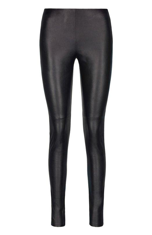 Кожаные брюки Lanvin RW-TR500C-CS05-A15