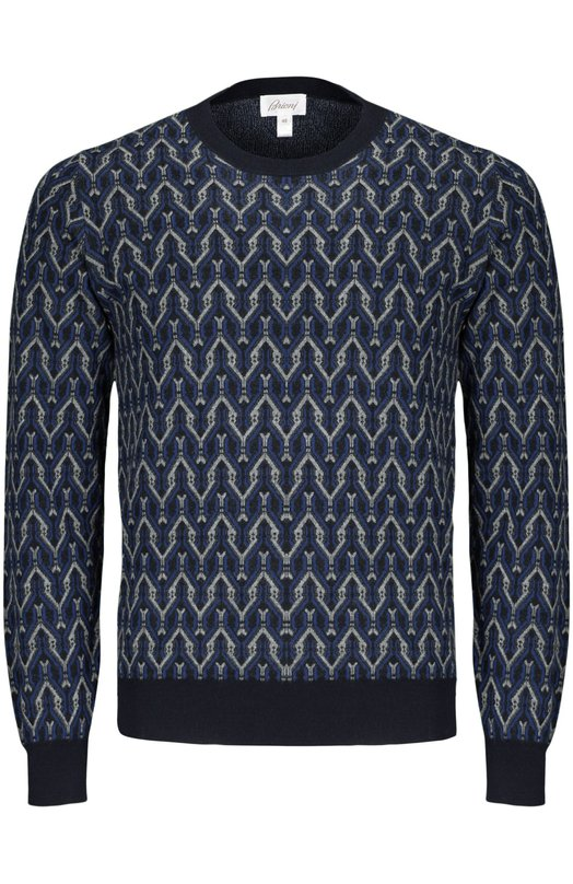 Вязаный пуловер Brioni UMQ9/04K95
