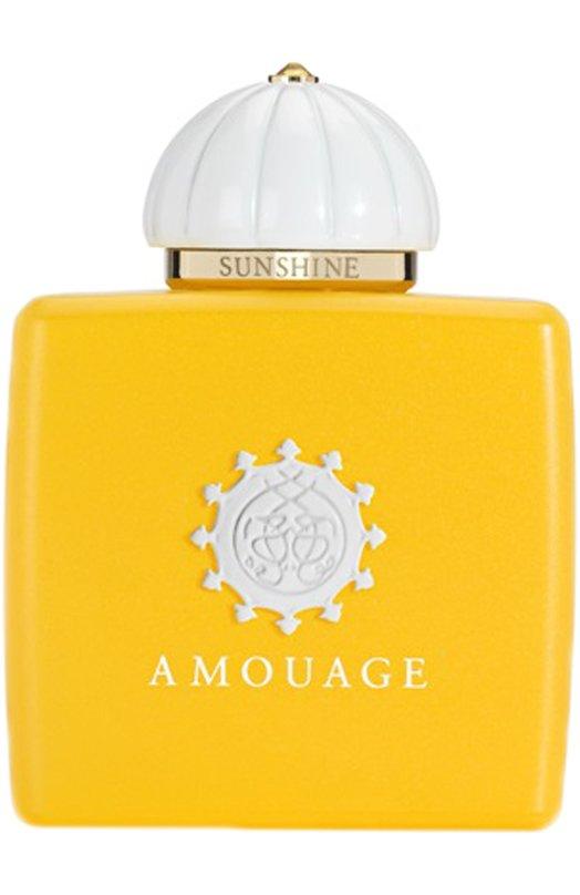 Парфюмерная вода Sunshine AmouageАроматы для женщин<br><br><br>Объем мл: 100<br>Пол: Женский<br>Возраст: Взрослый<br>Цвет: Бесцветный