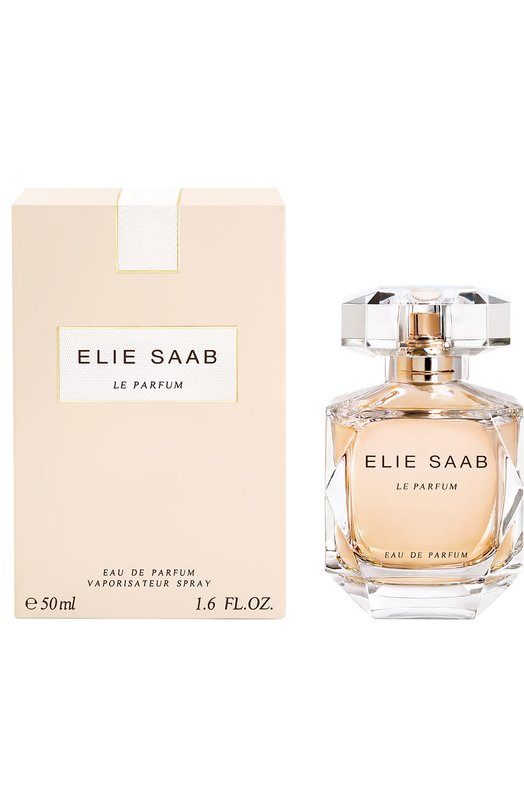 Парфюмерная вода Le Parfum Elie SaabАроматы для женщин<br><br><br>Объем мл: 50<br>Пол: Женский<br>Возраст: Взрослый<br>Цвет: Бесцветный