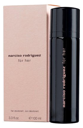 Дезодорант парфюмированный спрей For Her Narciso Rodriguez #color# | Фото №1