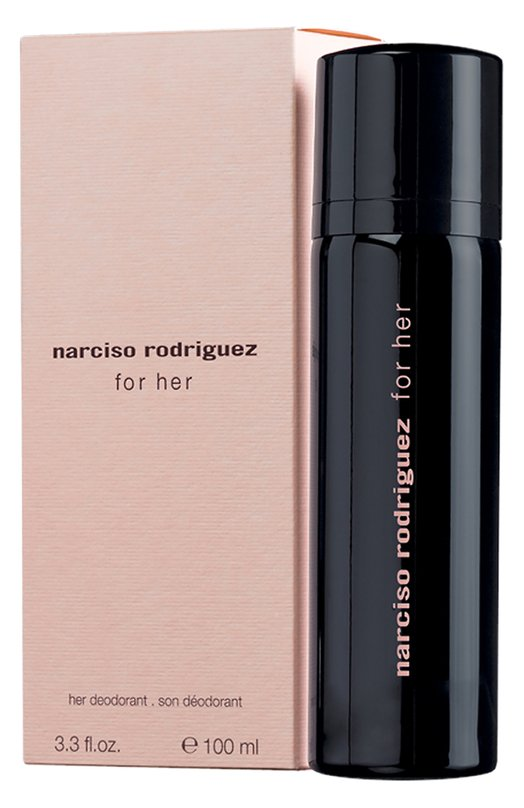 Дезодорант парфюмированный спрей For Her Narciso Rodriguez 890235BP