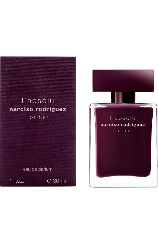 Парфюмерная вода For Her Absolu Narciso Rodriguez 892935BP