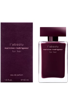 Парфюмерная вода For Her Absolu Narciso Rodriguez #color# | Фото №1