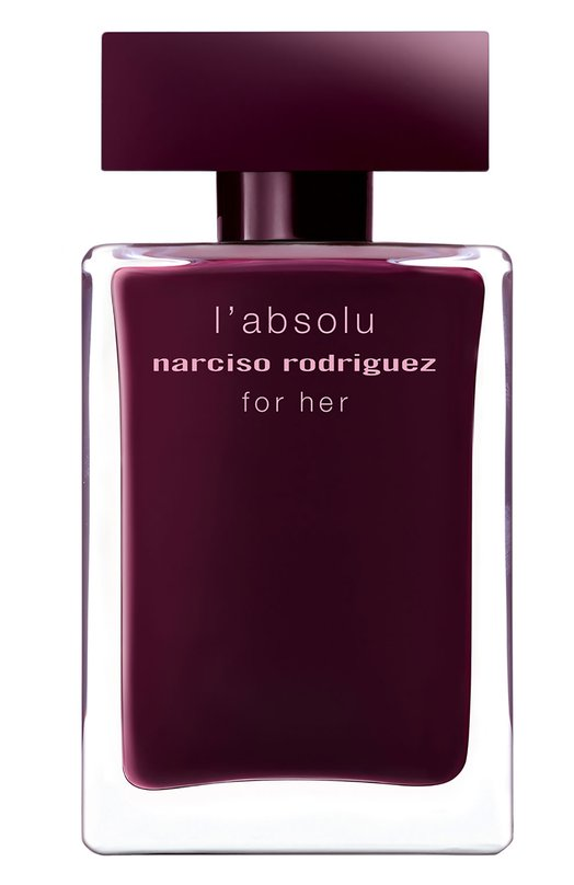 Парфюмерная вода For Her Absolu Narciso Rodriguez 892945BP