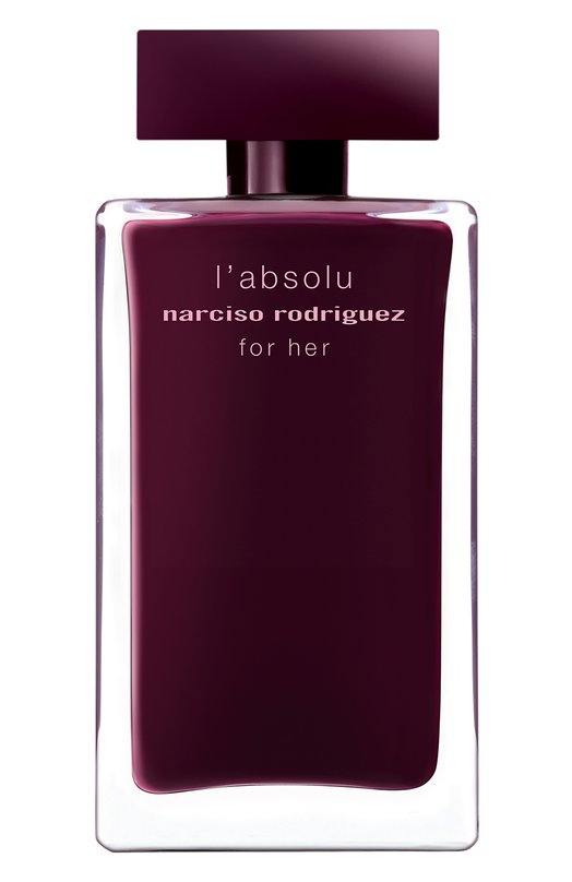 Парфюмерная вода For Her Absolu Narciso Rodriguez 892955BP