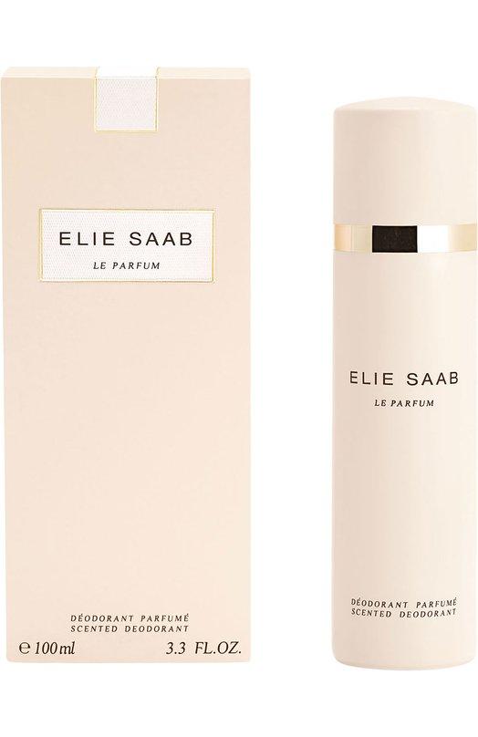 Дезодорант-спрей Le Parfum Elie SaabДезодоранты<br><br><br>Объем мл: 100<br>Пол: Женский<br>Возраст: Взрослый<br>Цвет: Бесцветный