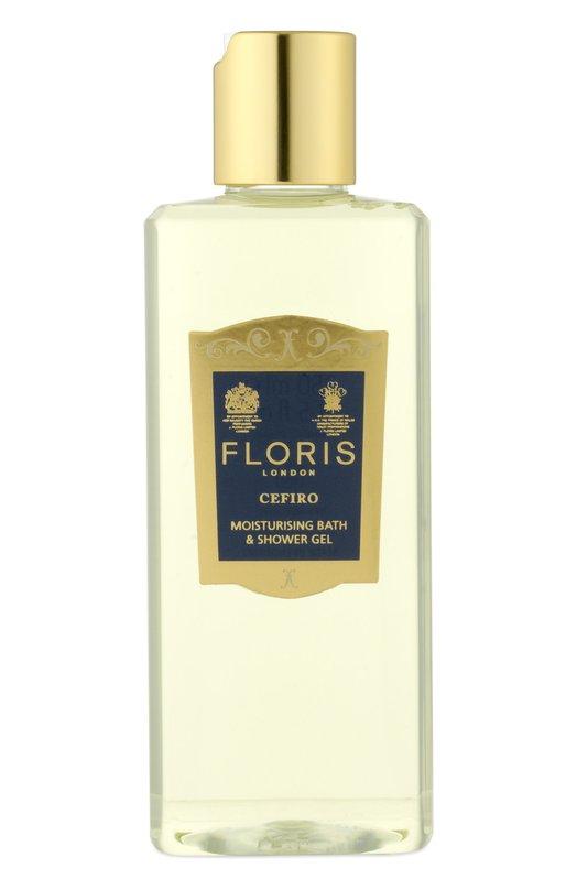 Гель для душа и ванны Cefiro FlorisСредства для душа и ванны<br><br><br>Объем мл: 250<br>Пол: Женский<br>Возраст: Взрослый<br>Цвет: Бесцветный