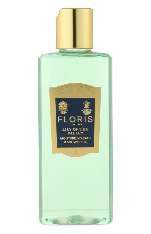 Гель для душа и ванны Lily of the Valley Floris 886266052102