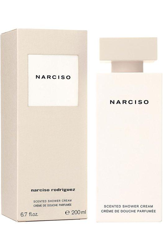 Крем-гель для душа Narciso Narciso RodriguezСредства для душа и ванны<br><br><br>Объем мл: 200<br>Пол: Женский<br>Возраст: Взрослый<br>Цвет: Бесцветный
