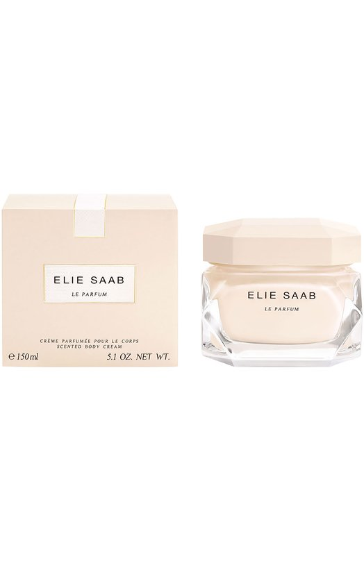 Крем для тела Le Parfum Elie SaabУвлажнение / Питание<br><br><br>Объем мл: 150<br>Пол: Женский<br>Возраст: Взрослый<br>Цвет: Бесцветный